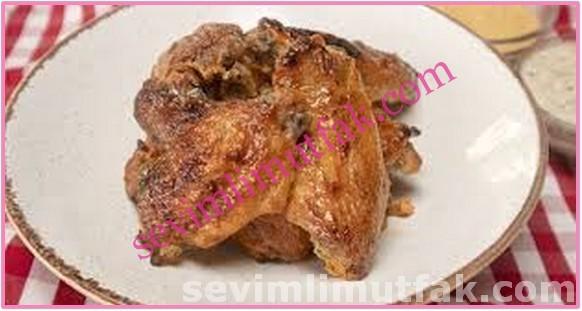 Fırında Tavuk Kanadı Nasıl Pişirilir?