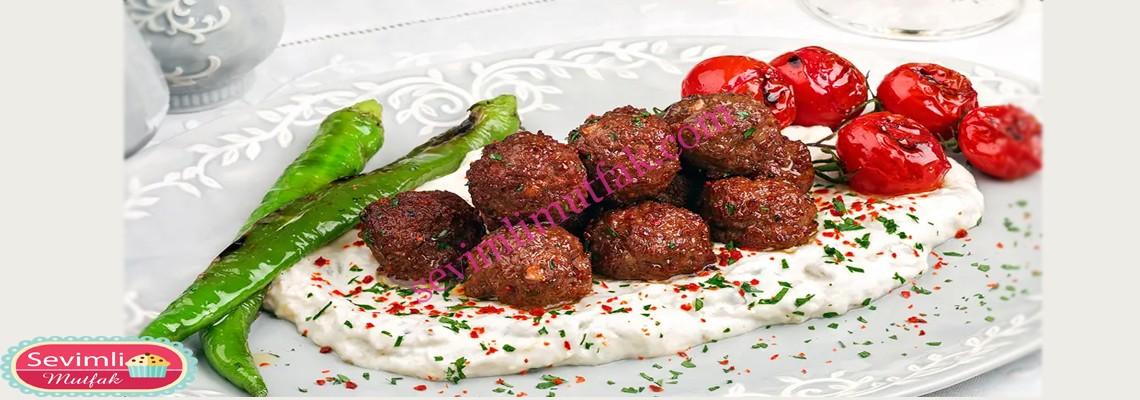 Köfteli Ali Nazik Nasıl Yapılır?