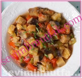 Patlıcan Silkme Yemeği Nasıl Yapılır?